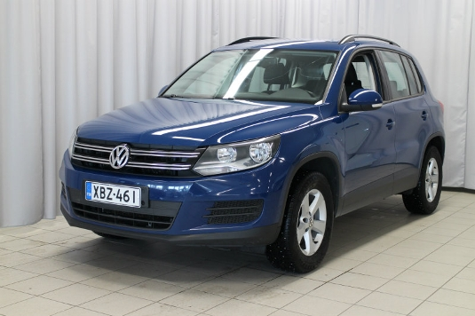 Volkswagen Tiguan, Vaihtoauto