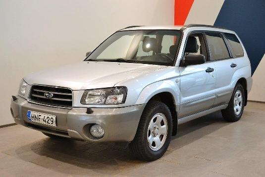 Subaru Forester, Vaihtoauto