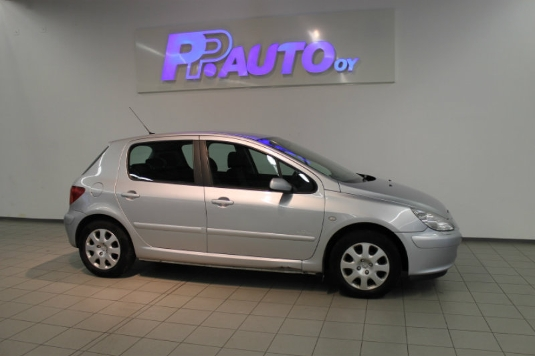 Peugeot 307, Vaihtoauto