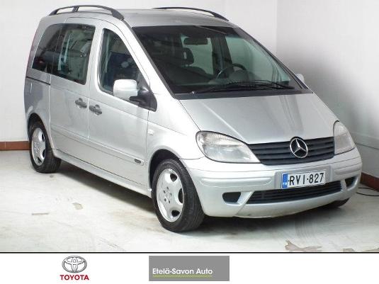 Mercedes-Benz Vaneo, Vaihtoauto