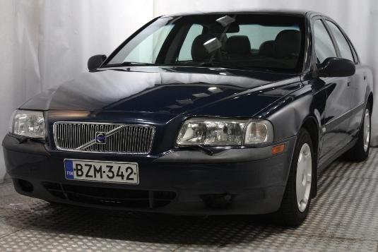 Volvo S80, Vaihtoauto