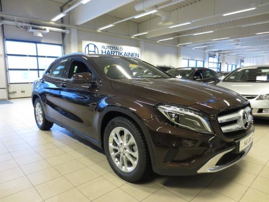 Mercedes-Benz GLA, Vaihtoauto
