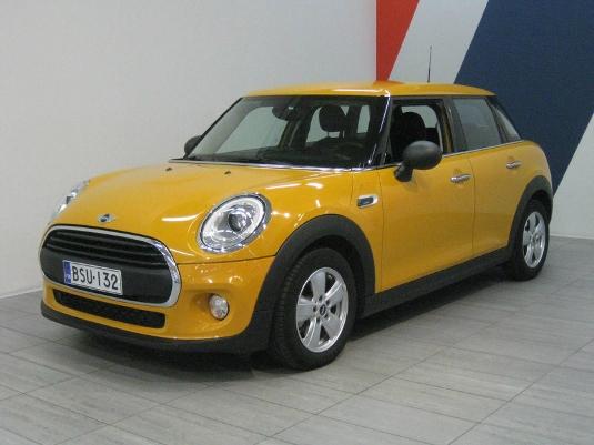 Mini Mini, Vaihtoauto