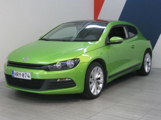 Volkswagen Scirocco, Vaihtoauto