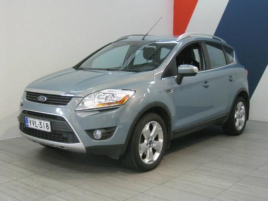 Ford Kuga, Vaihtoauto