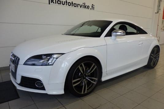 Audi TTS, Vaihtoauto