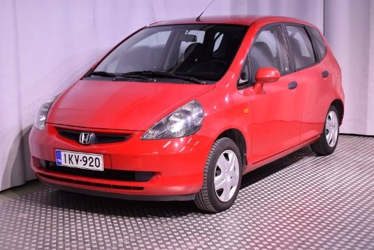 Honda Jazz, Vaihtoauto