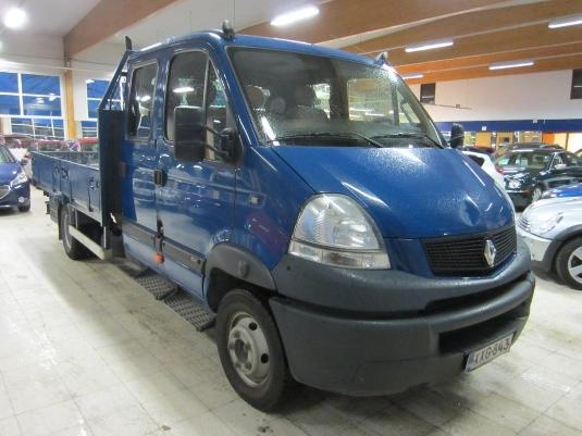 Renault Mascott, Vaihtoauto