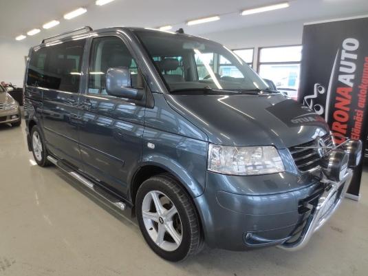 Volkswagen Multivan, Vaihtoauto