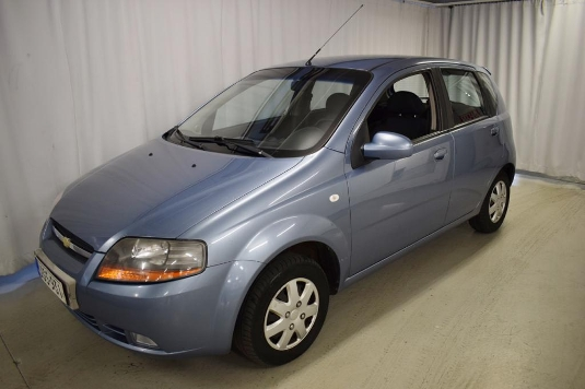 Chevrolet Kalos, Vaihtoauto