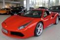 Ferrari 488, Vaihtoauto