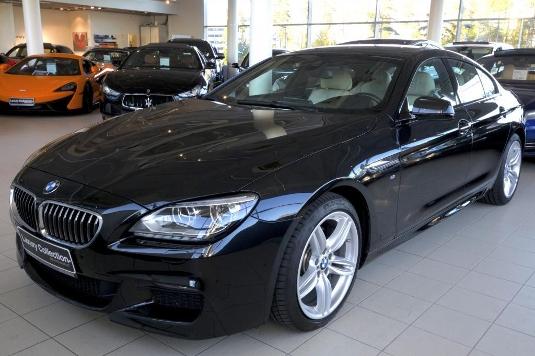 BMW 640, Vaihtoauto