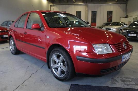Volkswagen Bora, Vaihtoauto