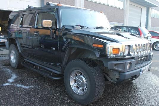 Hummer H2, Vaihtoauto
