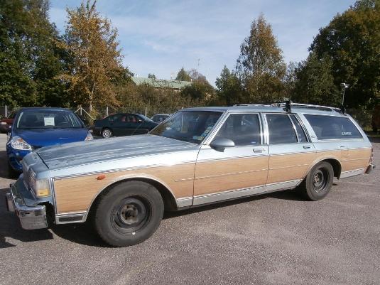 Chevrolet Caprice, Vaihtoauto