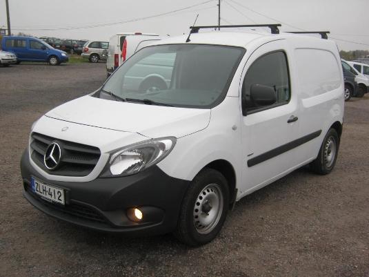 Mercedes-Benz Citan, Vaihtoauto