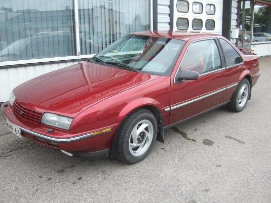 Chevrolet Beretta, Vaihtoauto