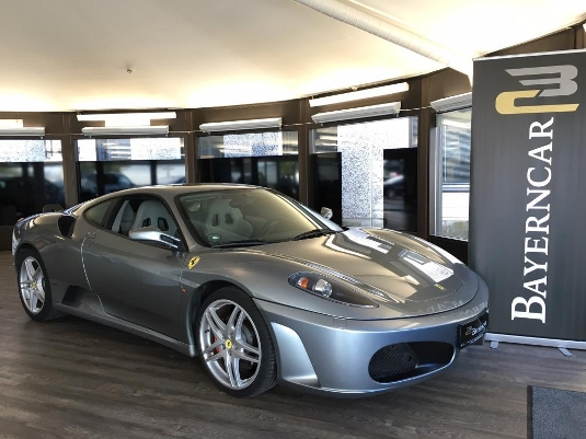 Ferrari F430, Vaihtoauto