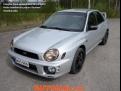 Subaru Impreza, Vaihtoauto