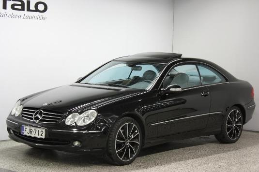 Mercedes-Benz CLK, Vaihtoauto