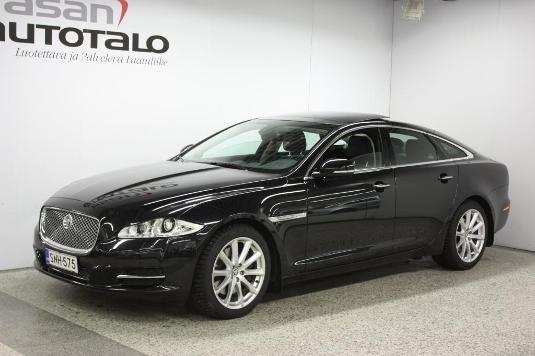 Jaguar XJ, Vaihtoauto