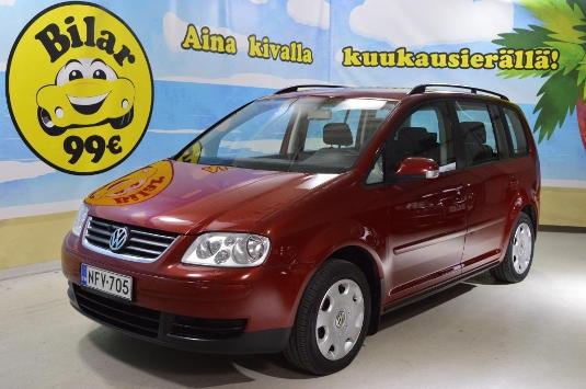 Volkswagen Touran, Vaihtoauto