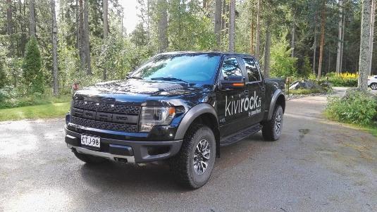 Ford F150, Vaihtoauto