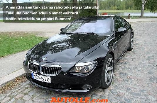 BMW 650, Vaihtoauto