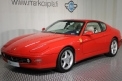 Ferrari 456M, Vaihtoauto