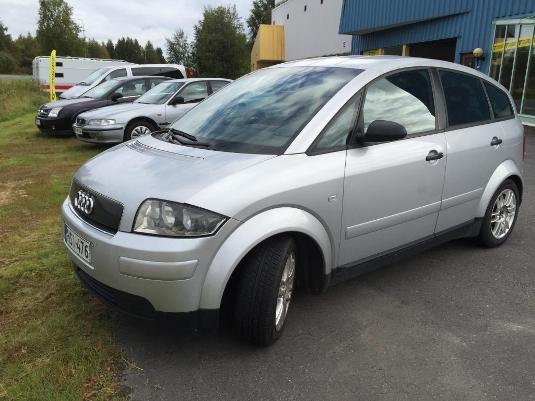 Audi A2, Vaihtoauto