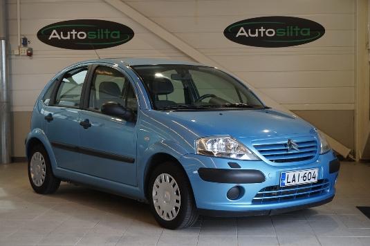 Citroën C3, Vaihtoauto
