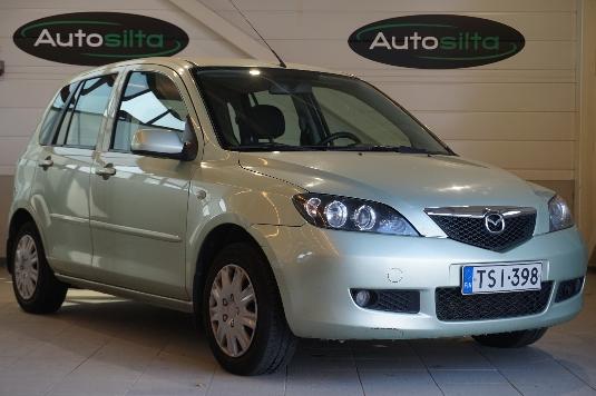 Mazda 2, Vaihtoauto