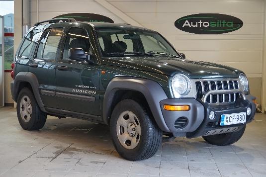 Jeep Cherokee, Vaihtoauto