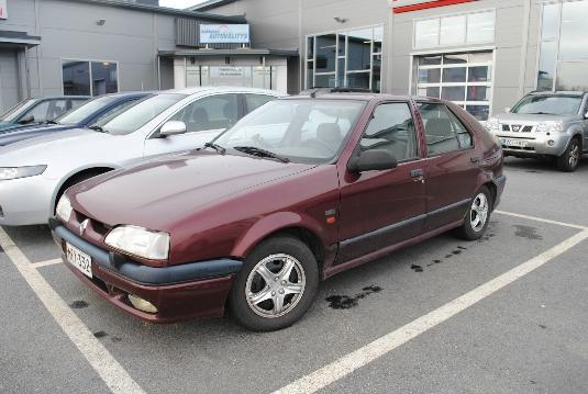 Renault 19, Vaihtoauto