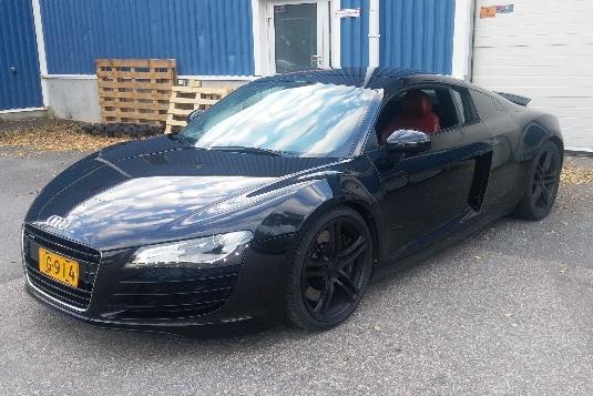 Audi R8, Vaihtoauto