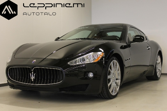 Maserati Granturismo, Vaihtoauto