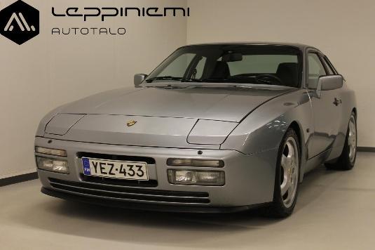 Porsche 944, Vaihtoauto