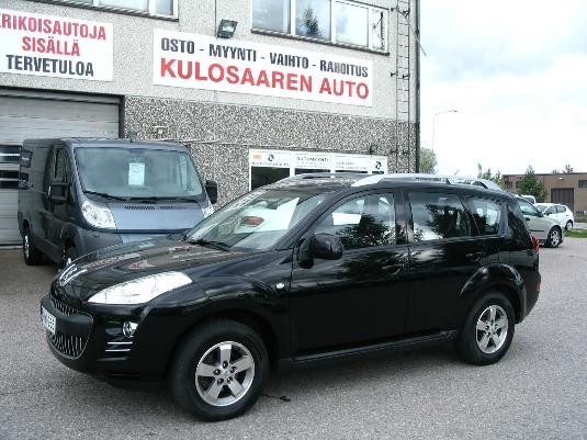 Peugeot 4007, Vaihtoauto