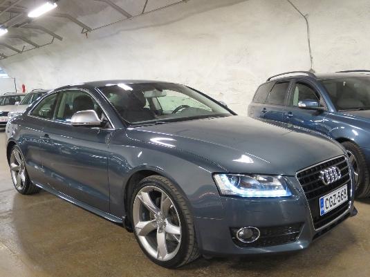 Audi A5, Vaihtoauto