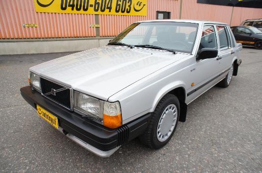 Volvo 740, Vaihtoauto