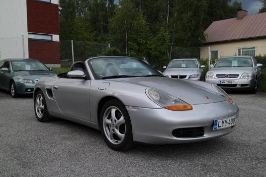 Porsche Boxster, Vaihtoauto
