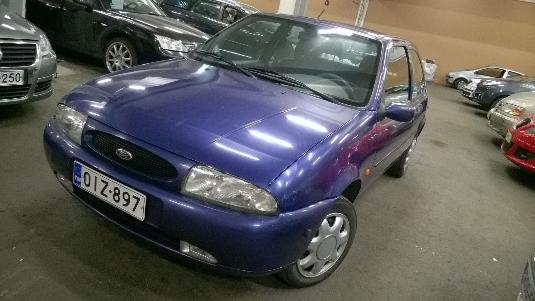 Ford Fiesta, Vaihtoauto