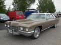 Cadillac Fleetwood, Vaihtoauto