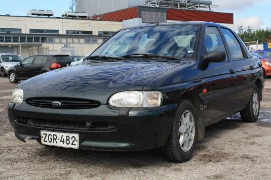 Ford Escort, Vaihtoauto