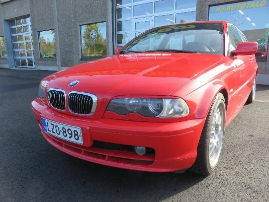 BMW 323, Vaihtoauto