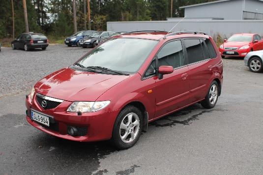 Mazda Premacy, Vaihtoauto