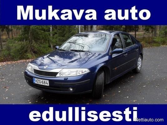 Renault Laguna, Vaihtoauto