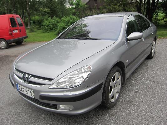 Peugeot 607, Vaihtoauto