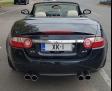 Jaguar XK, Vaihtoauto