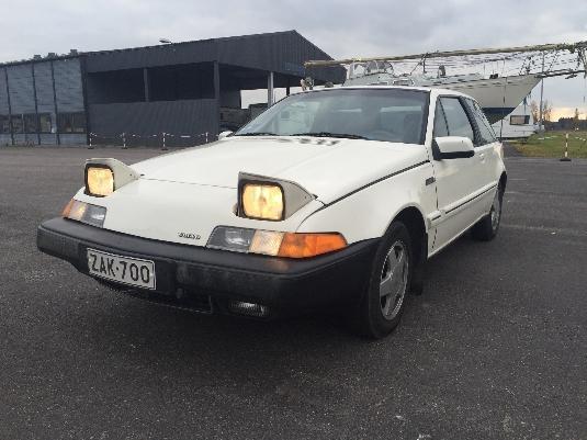 Volvo 480, Vaihtoauto